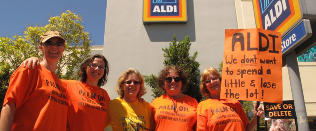 Aldi Campaign Volunteers